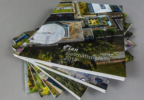 SRH Annual Report 2014